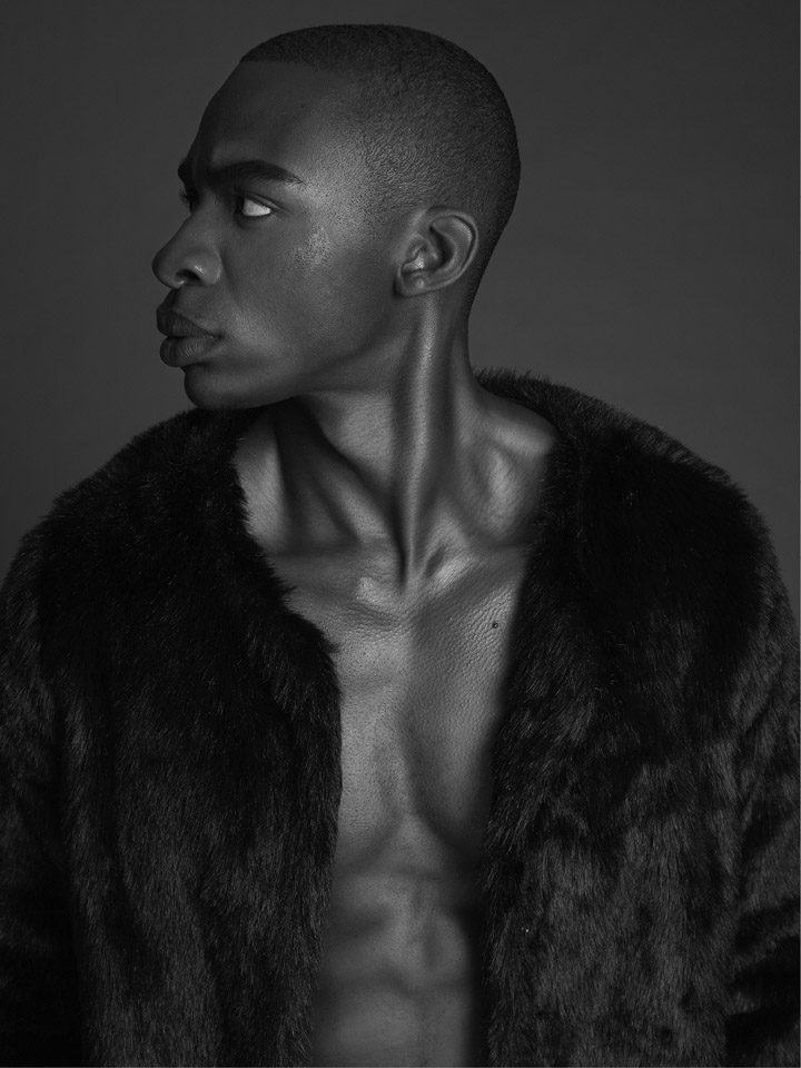 Flawless Dark Male